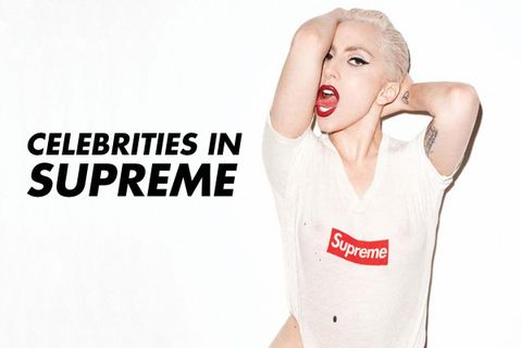 The Story Behind Every Supreme Photo Tee (NSFW) | Highsnobiety