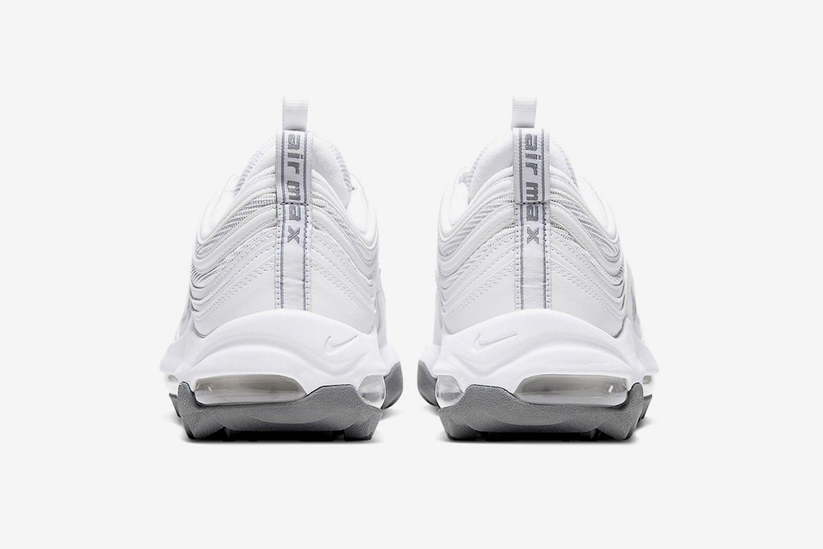 """Nike Air Max 97 G """"Triple White"""""""