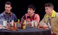 The Jonas Brothers Say John Mayer Stole One of Their Songs on 'Hot Ones'