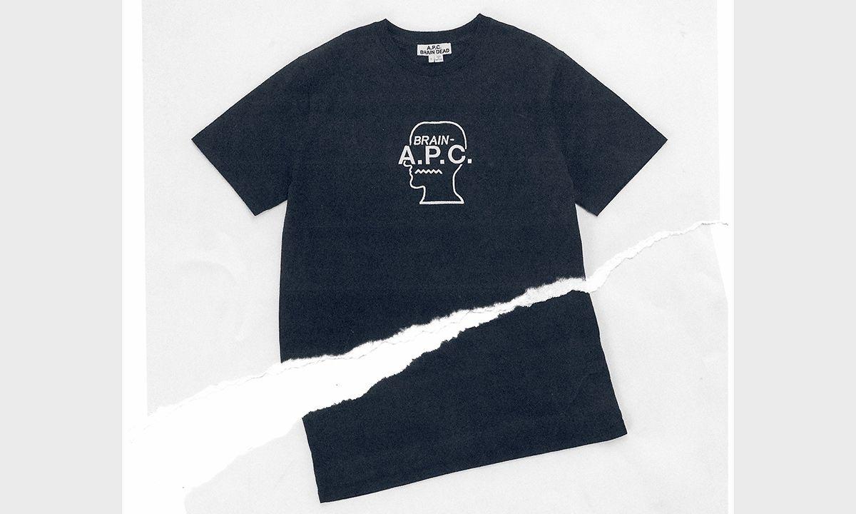Shop the A.P.C. x Brain Dead Collab & Explore the Exclusive Lookbook