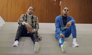 Future & His Alter Ego Hndrxx Star in the New Reebok Aztrek Campaign