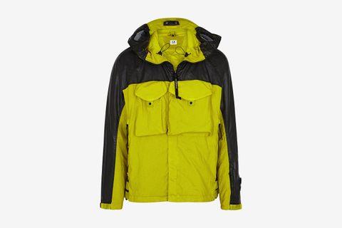 Quartz Goggle Shell Jacket