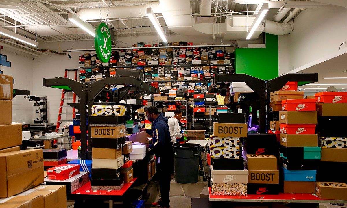StockX Hack Affects Millions of Users