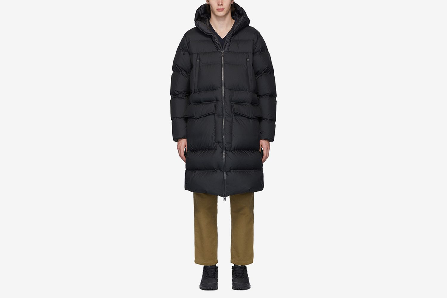 Down Packable Sealed Parka