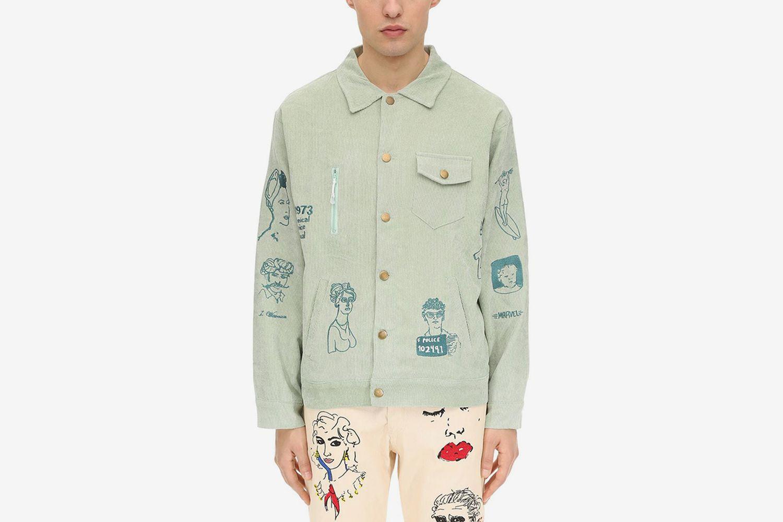 Coeur Du Roi Techno Jacket
