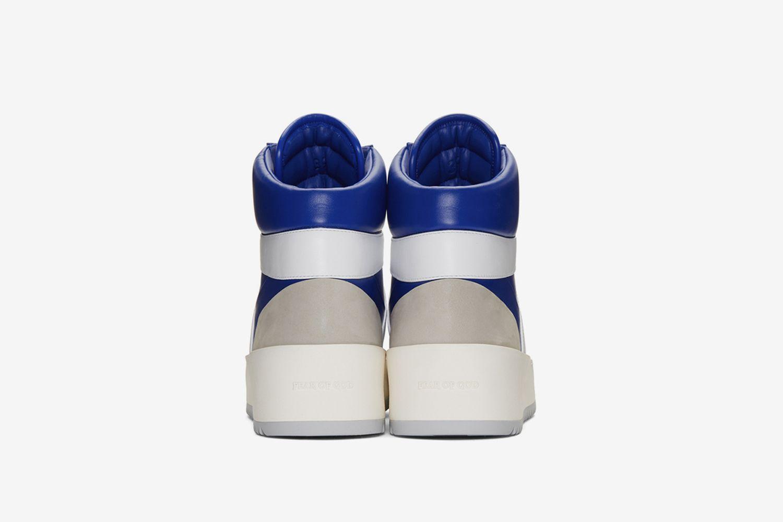 B-Ball Hi Top Sneakers
