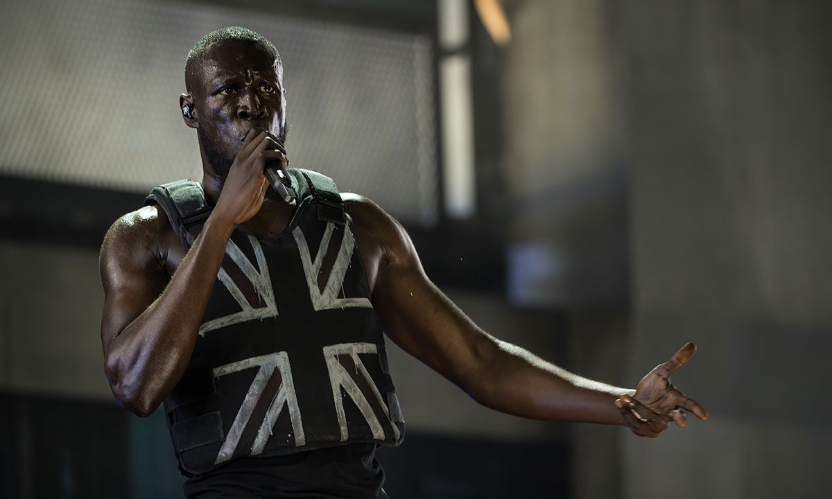 Stormzy Covers 'TIME,' Talks Headlining Glastonbury & Supporting Black Artists