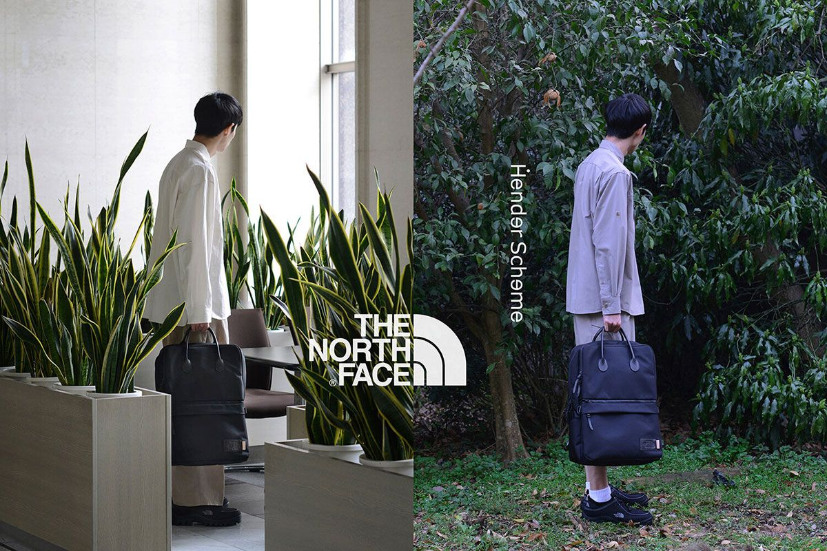 We're Wearing The North Face x Hender Scheme All SS21 34