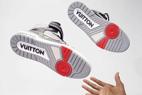 69b5533addf First Look at Virgil Abloh's Debut Louis Vuitton Sneaker