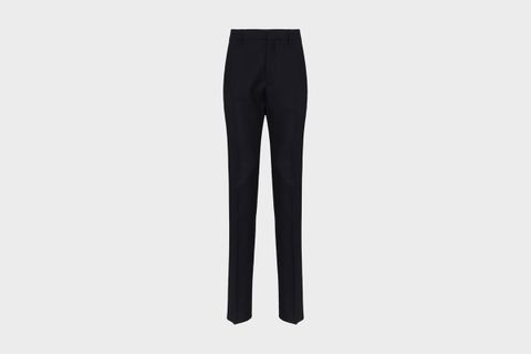 Pleated Tailored Pants