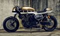 """Yamaha Celebrate 20 Years of the XJR With XJR1300 """"Dissident"""""""