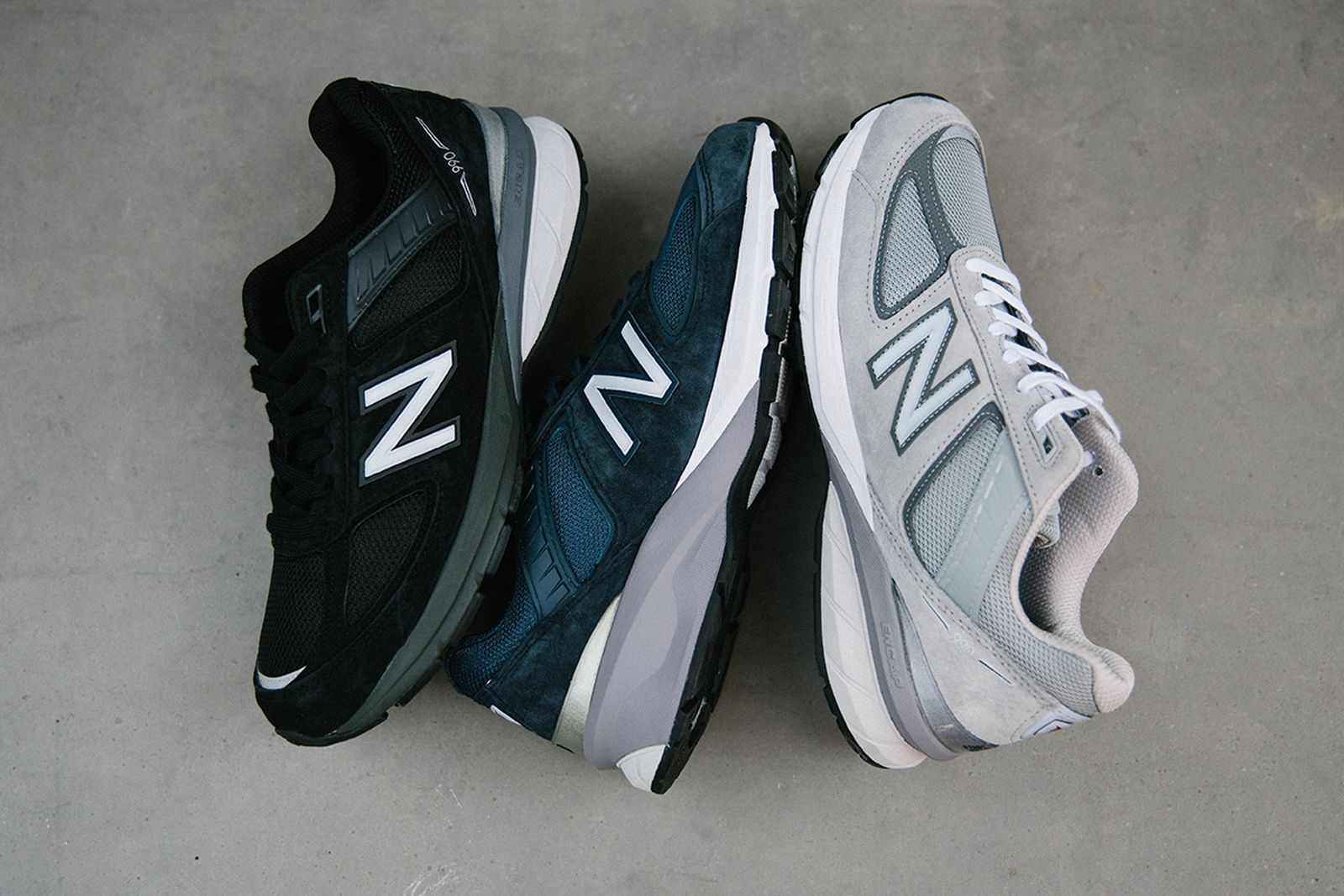 most-comfortable-sneakers-on-new-balance-990v5