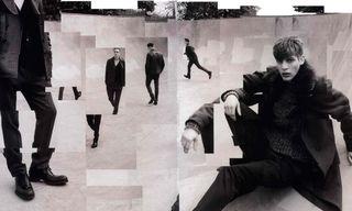 Numéro Homme 'Men At Work' by Jacob Sutton