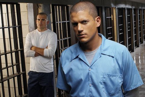 'Prison Break' Just Got a Manga Adaptation & It's Already Available to Watch