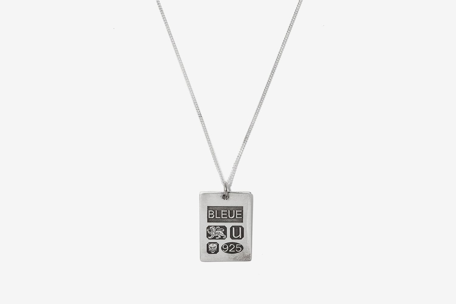 Grandfather Pendant Necklace