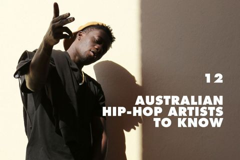 12 Australian Hip Hop Artists You Need To Know Right Now