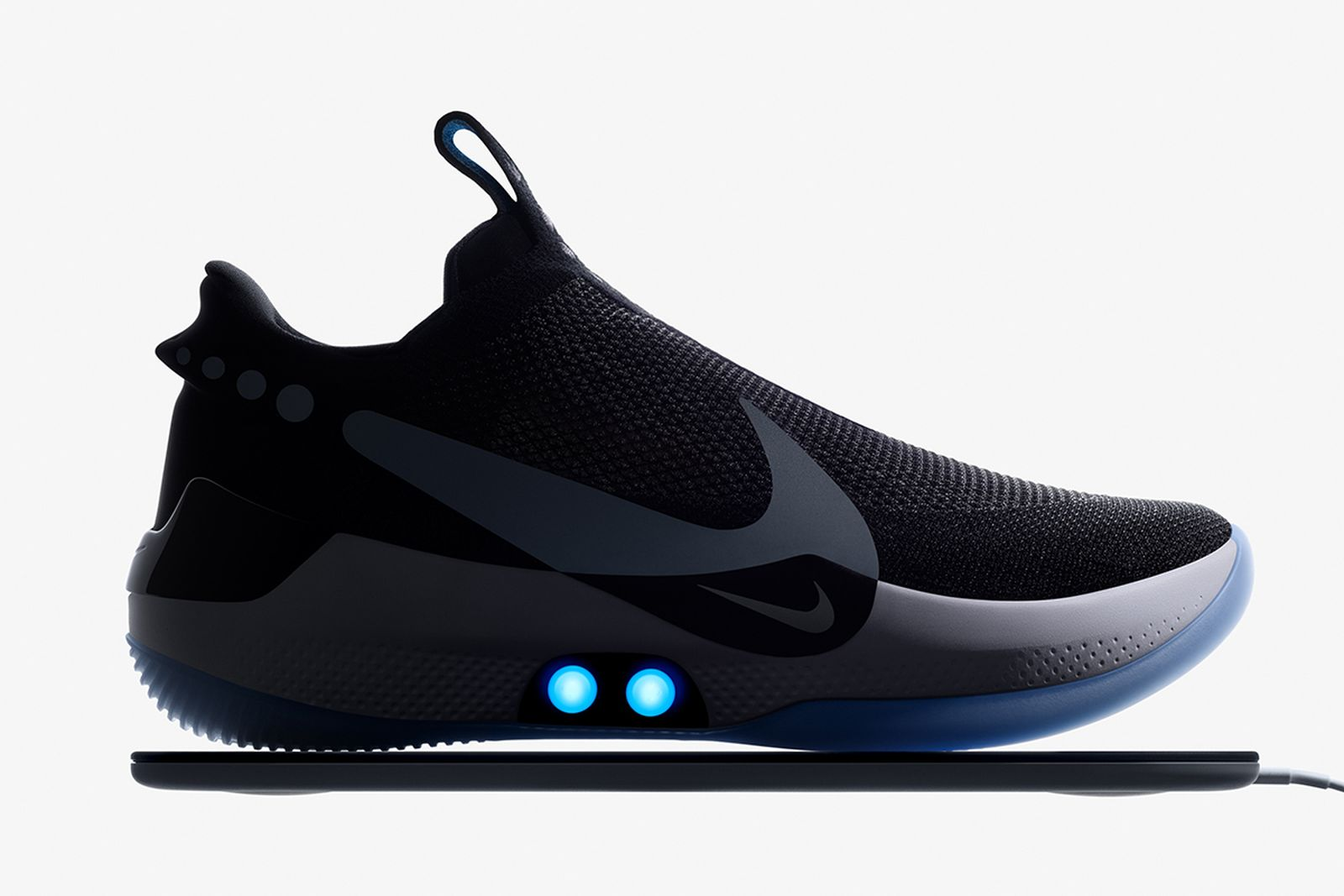 The Self Lacing Nike Adapt Bb Sneaker Drops Today