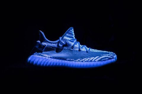 the best attitude d5e50 24ccd A Glow-In-The-Dark YEEZY Boost 350 V2 Has Surfaced on Instagram