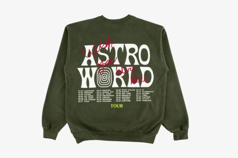 Astrobear Crewneck T-Shirt