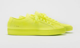 Common Projects' SS19 Is Filled With Colorful & Luxe Minimalist Footwear
