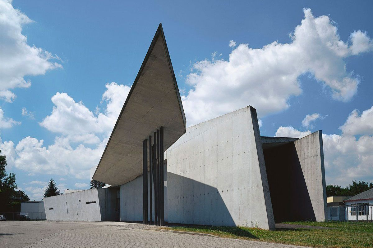 Take a Look Inside Vitra's Stunning Campus & Design Museum