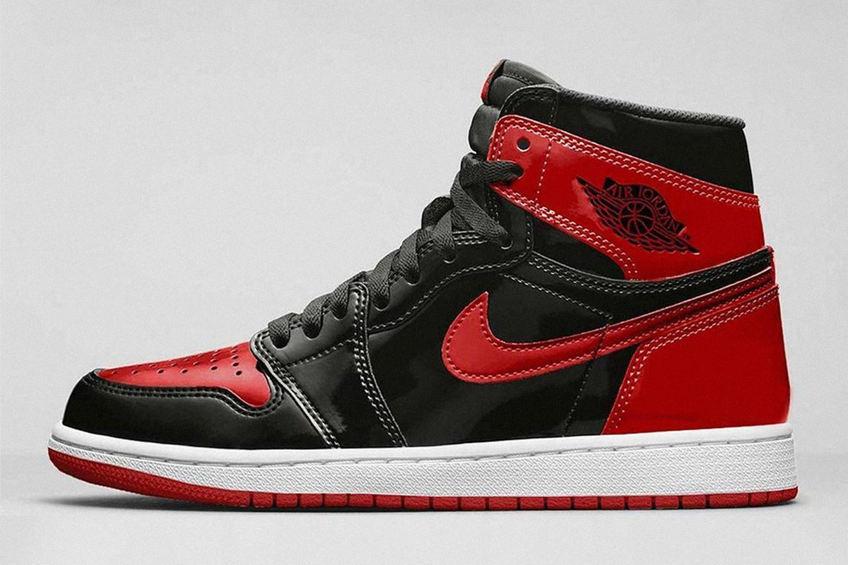 This OG AJ1 Colorway Just Got a Shiny Upgrade 3