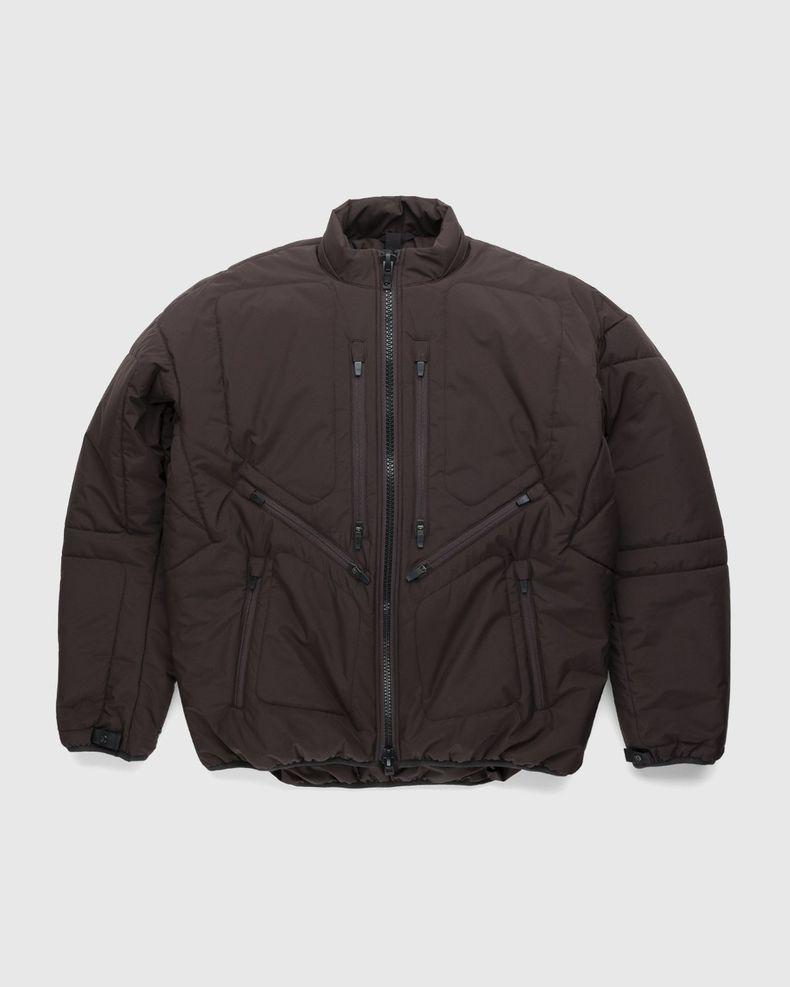 ACRONYM – J91-WS Jacket Schwarzrot