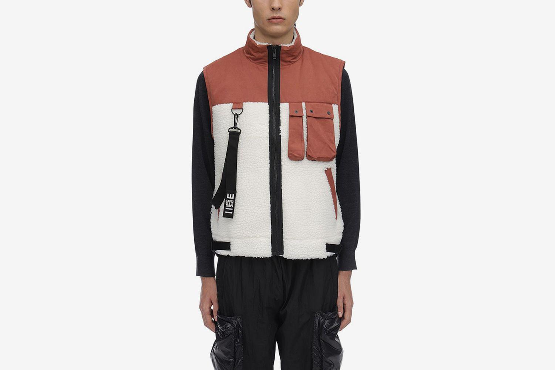 Techno Sherpa Vest