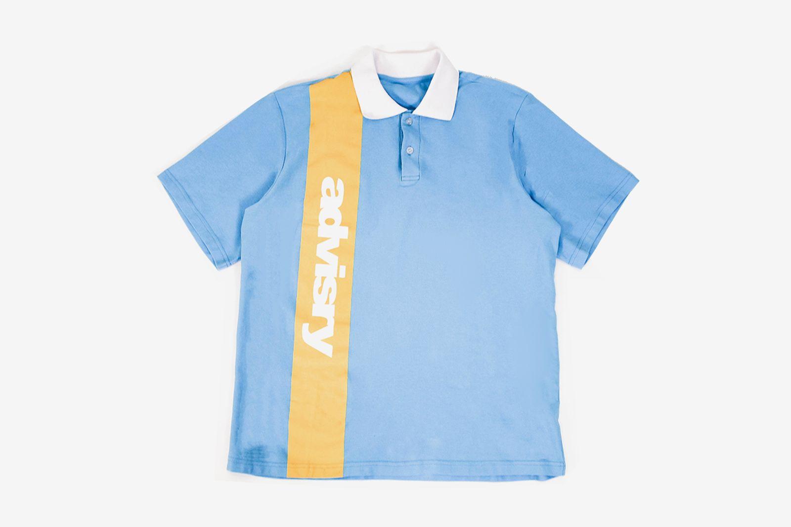tennis blue ADVISRY SS18