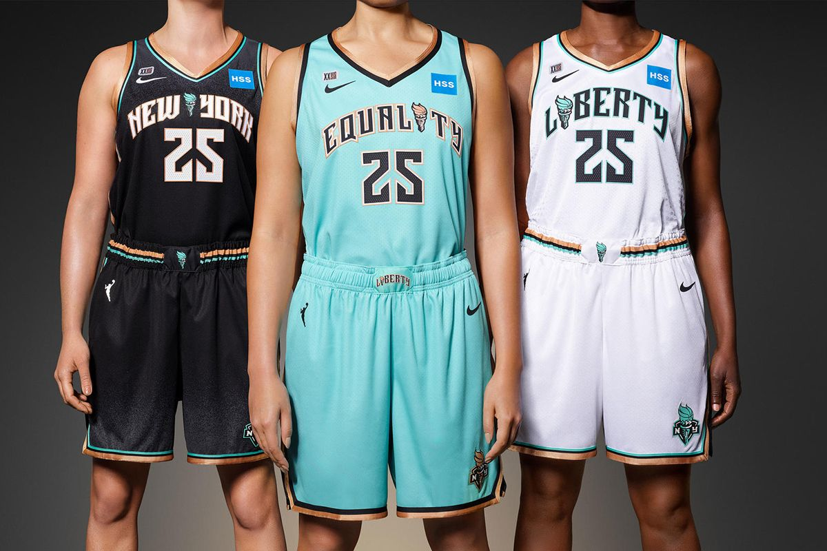 The WNBA Has Better Jerseys Than the NBA & Fully Deserves It
