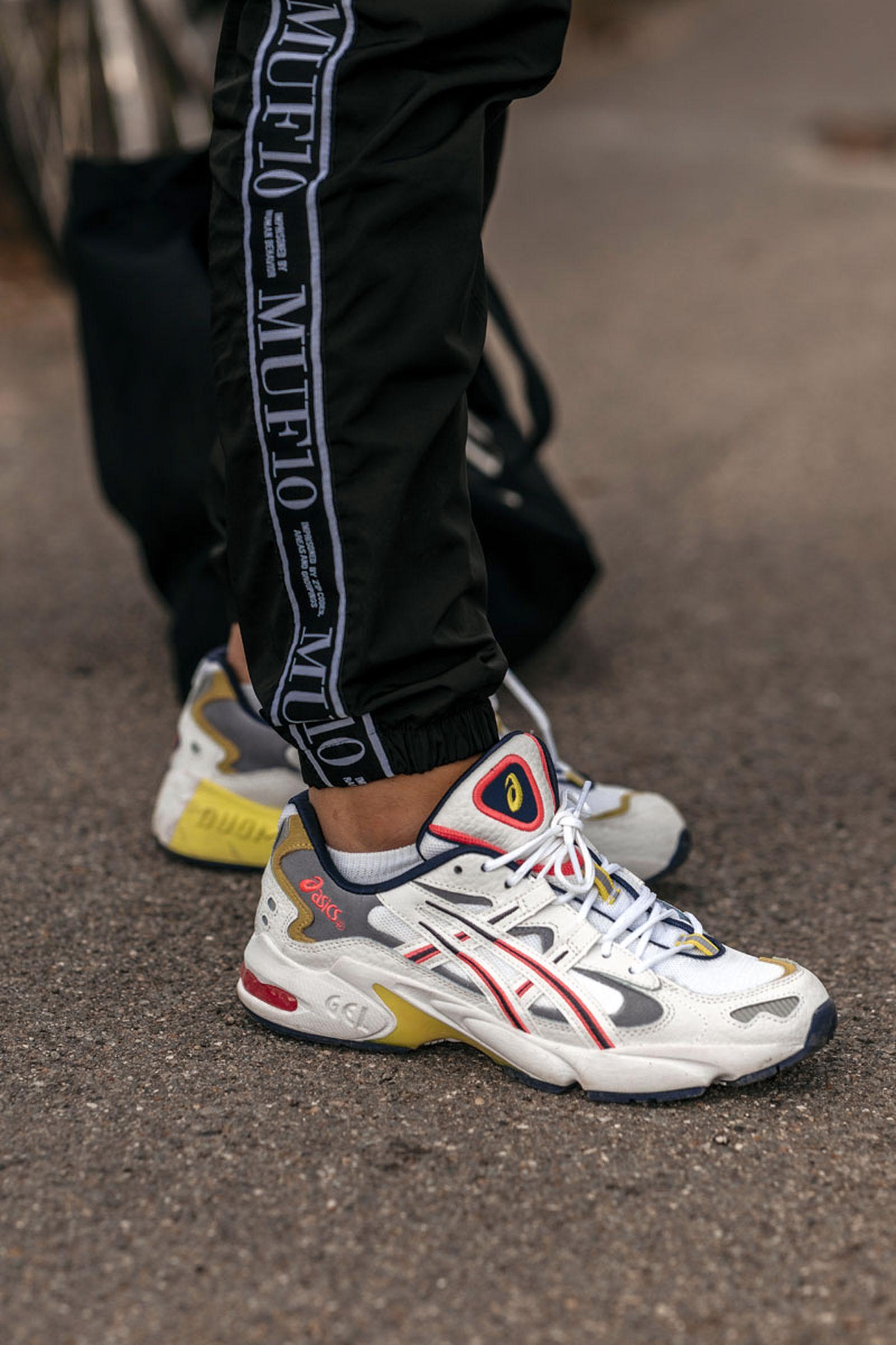 MSS20 Copenhagen StreetStyle Sneakers 04 Copenhagen Fashion Week SS20 New Balance adida