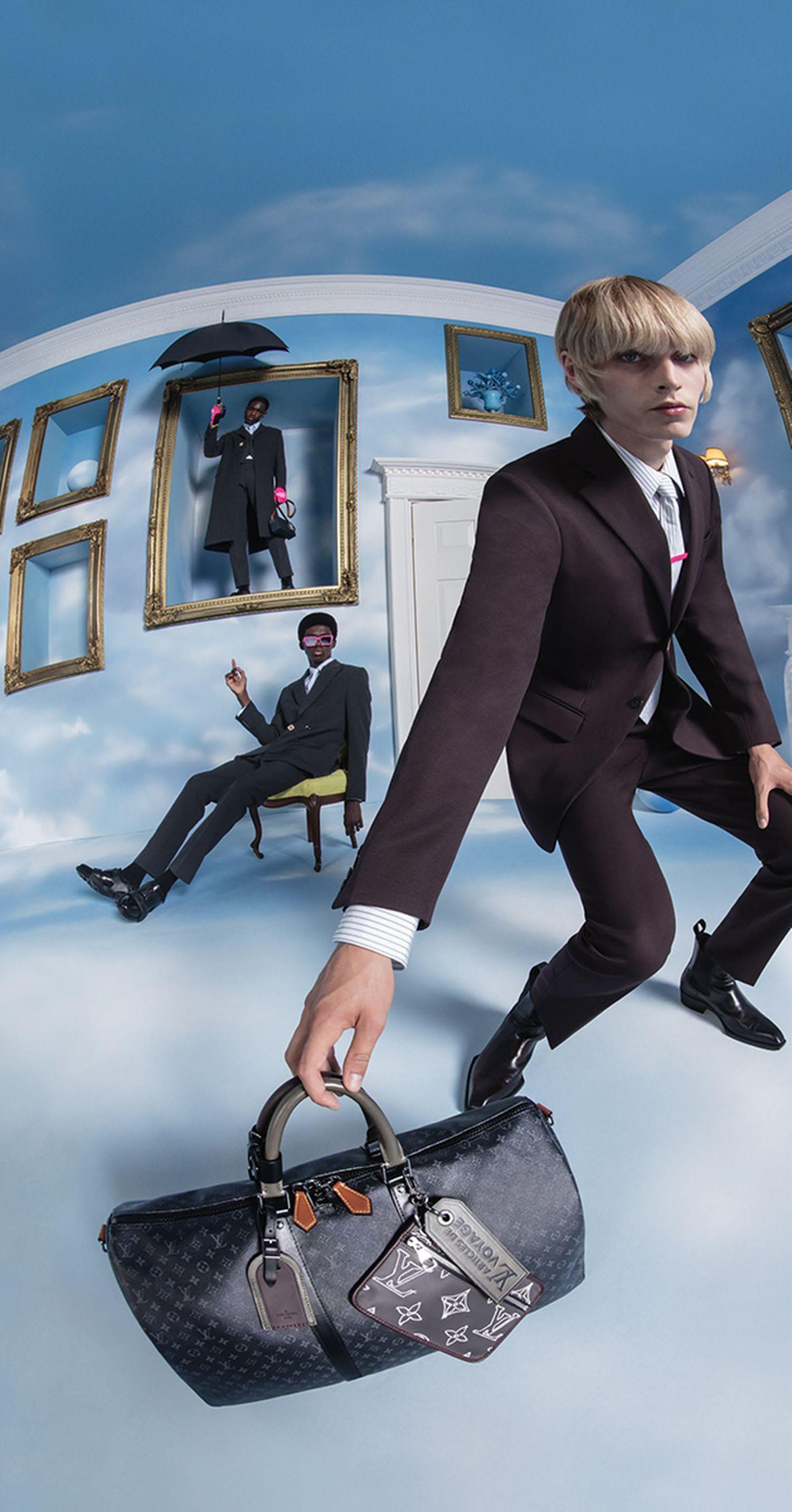 Louis Vuitton FW20 Menswear Campaign