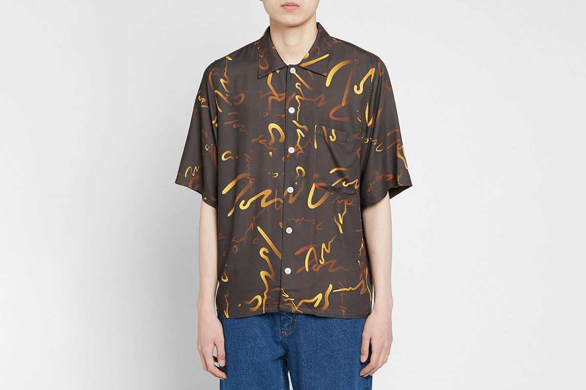 Short Sleeve Signature Shirt