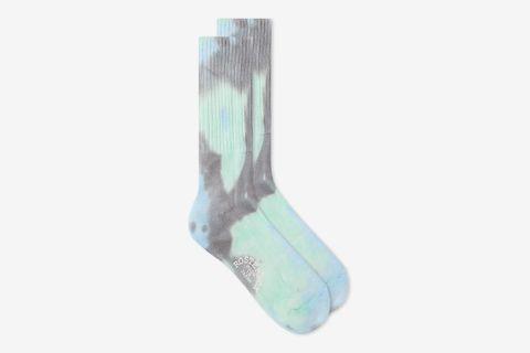 Tie Dye Sock