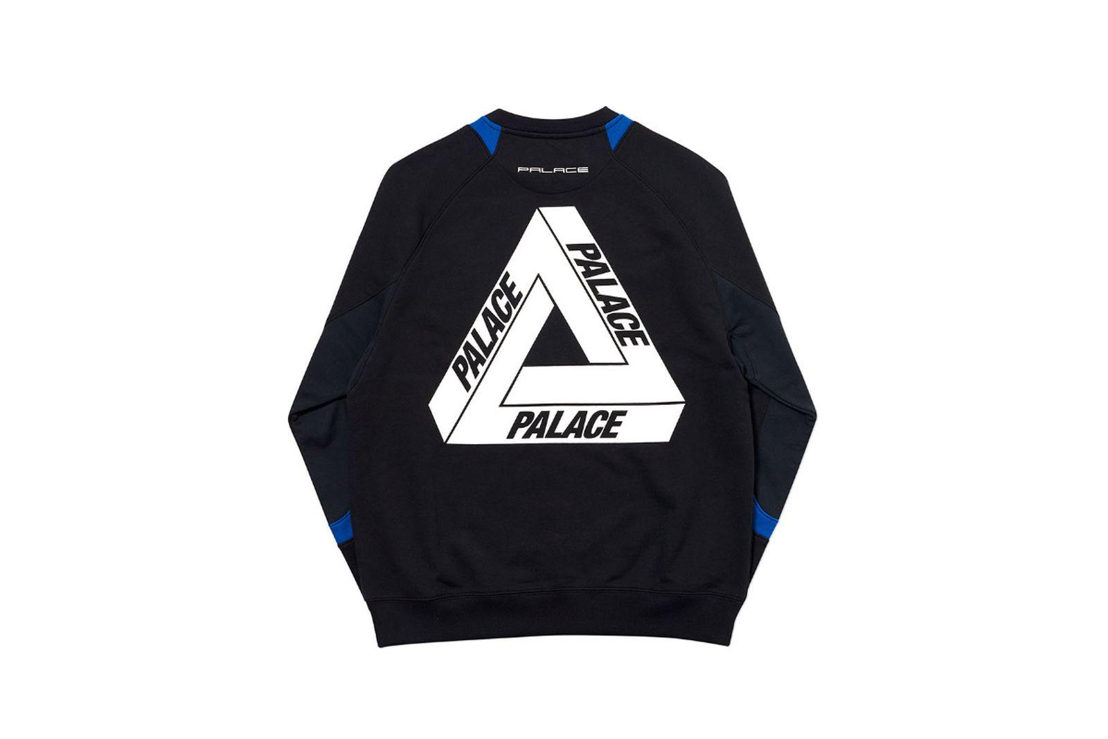 Palace 2019 Autumn Crew Tour De Force black back 2511 1