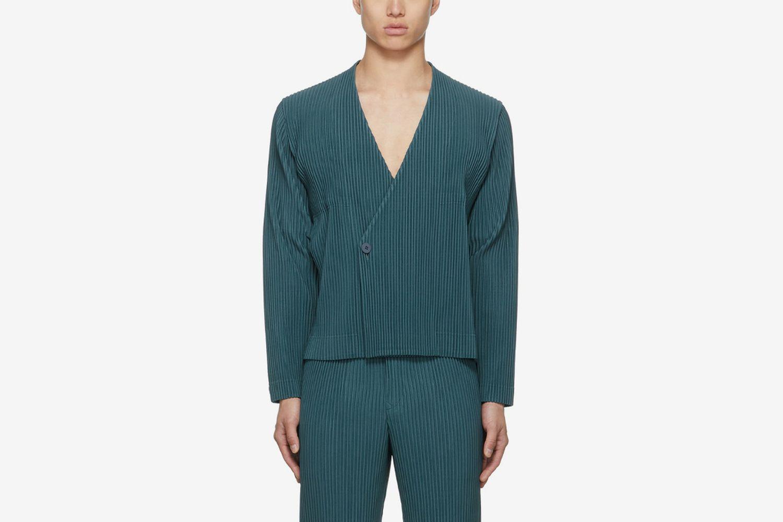 Tailored Pleats 2 Blazer