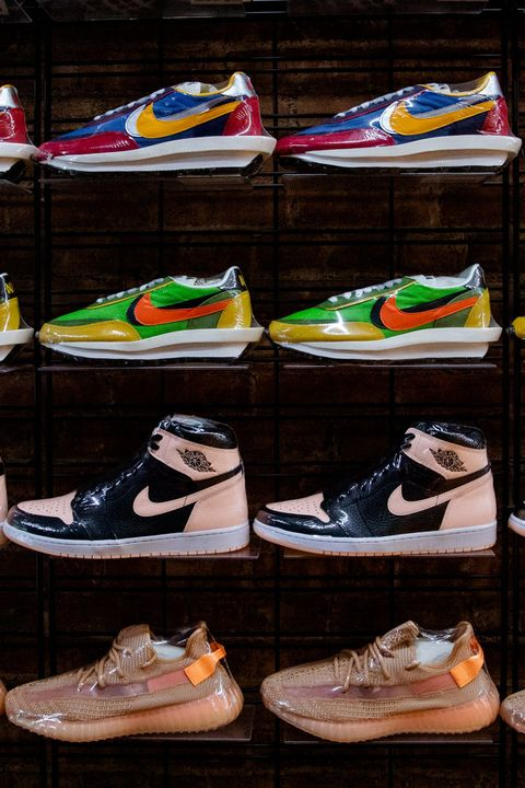 The 10 Best Sneaker Stores in New York City