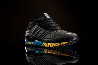 official photos d2897 4b66f 1 more. Previous Next. adidas Originals is releasing vibrant restylings of  the T-ZX Runner AMR ...