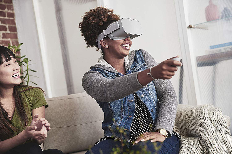 Go Standalone Virtual Reality Headset