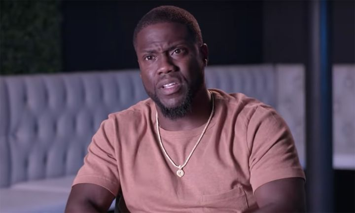 Kevin Hart Don't Fuck This Up Netflix trailer