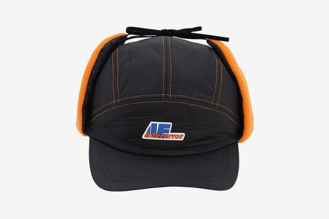 Quilted Nylon Baseball Cap
