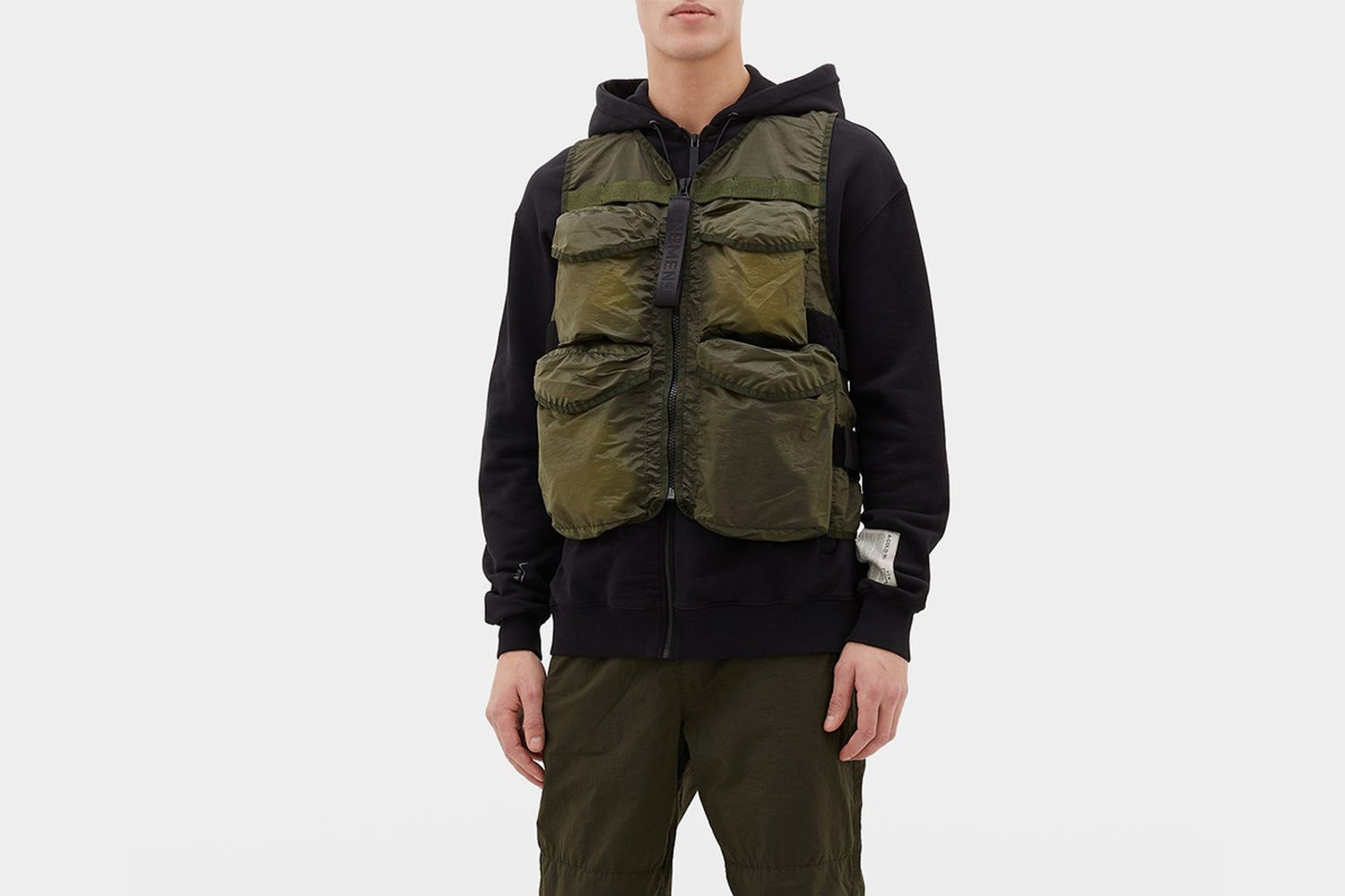 Guard Vest Technical Gilet