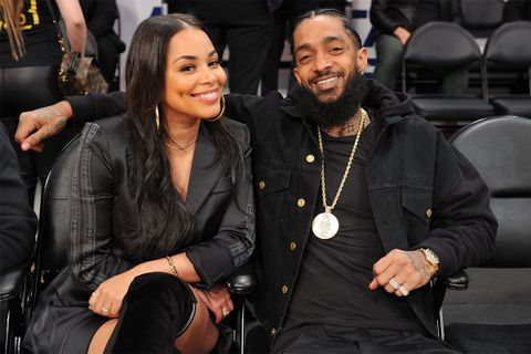 lauren london nipsey hussle statement