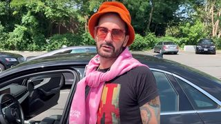 marc jacobs learns to drive video porsche