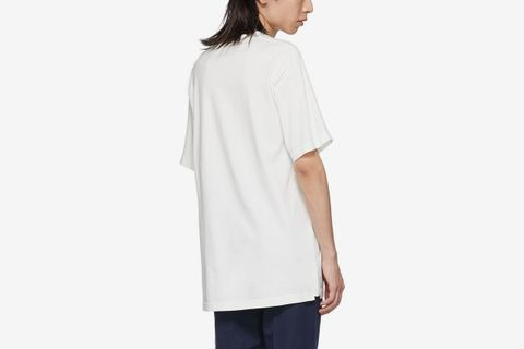 Embroidered Clean T-Shirt
