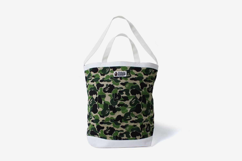 ABC Shoulder Tote Bag