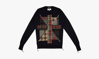 The Limited Edition John Smedley Knitwear for Comme Des Garçons