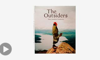 """Preview New Gestalten Book """"The Outsiders"""" – Featuring Patagonia, Poler, Geoff McFetridge & More"""