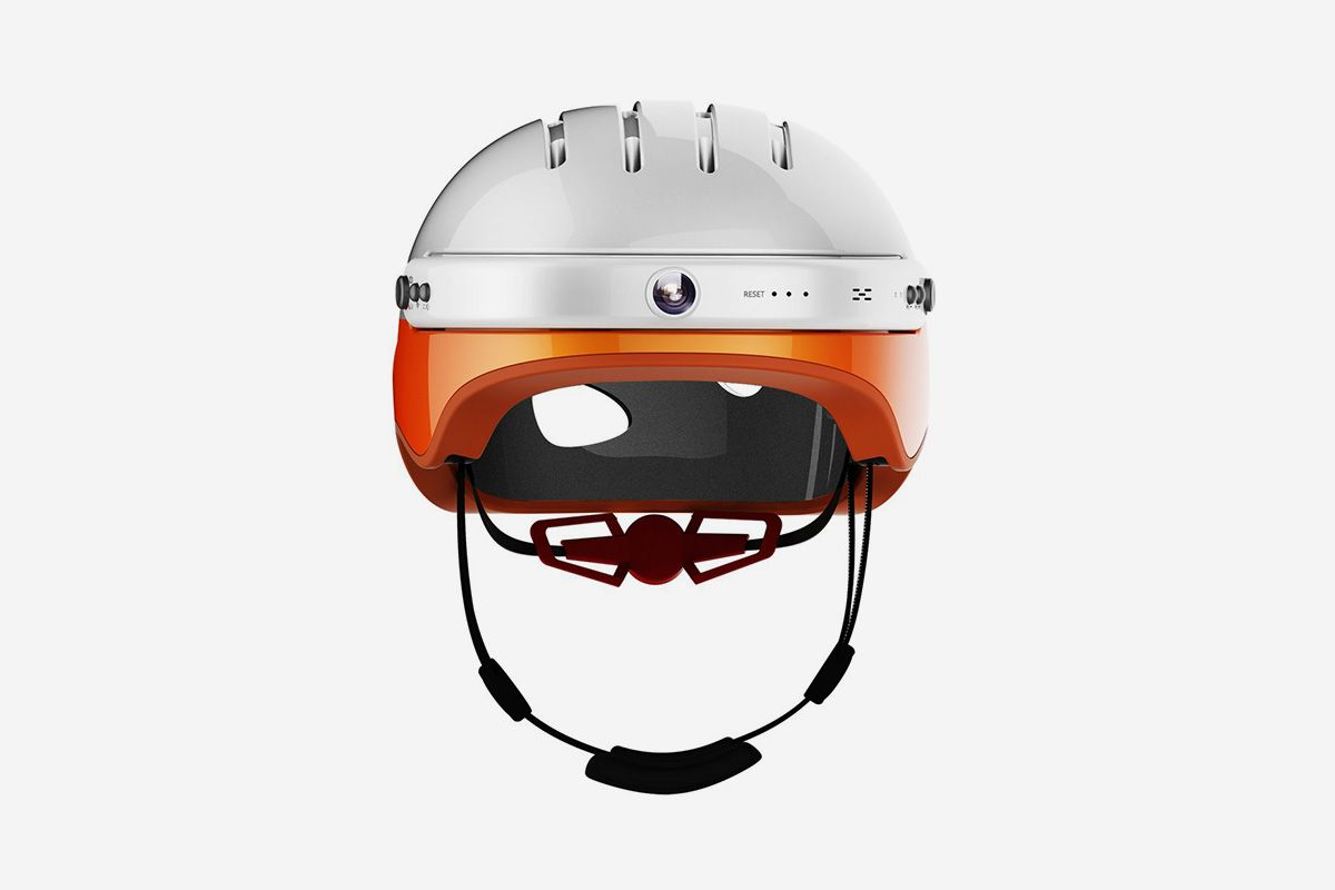 C5 Helmet with Camera & Bluetooth Speaker