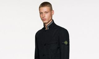 These Insane Stone Island Blazers Transform From Formal to Casual in Seconds